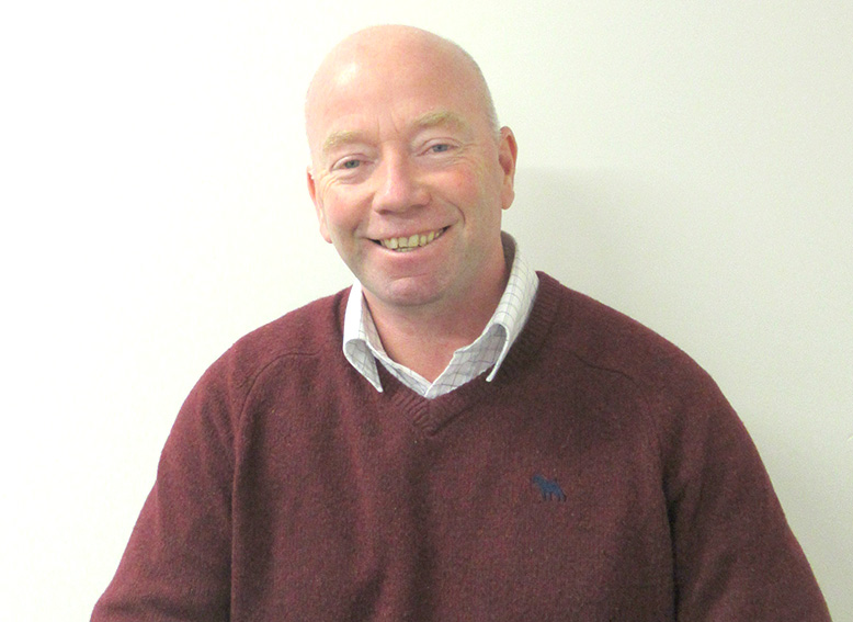 Stuart Radley Staff